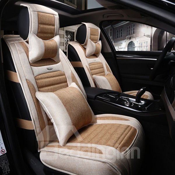Easy Install And Breathable Simple Cool Universal Car Seat
