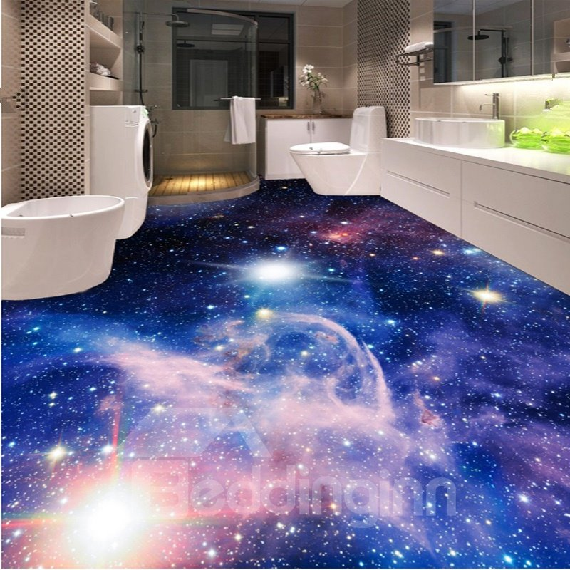 Dreamy Creative Design Galaxy Print Home Decorative