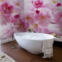 3D Bathroom Wall Murals, 3D Wallpaper for Bathrooms Walls ...