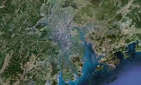 세계 최대의 도시들, '거대 광역 도시'를 형성 _ 국제연합UN 리포트