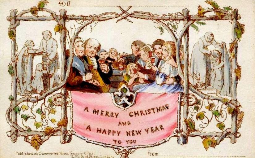 어쩌다 만든 크리스마스 카드가 172살