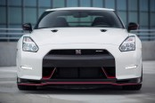 The engine in each Nissan GT-R NISMO is hand-assembled from beginning to end in a special clean room by specially trained technicians, a process similar to racing powerplant construction. An aluminum plate is added to the front of each engine showing the name of the Takumi engine craftsman.