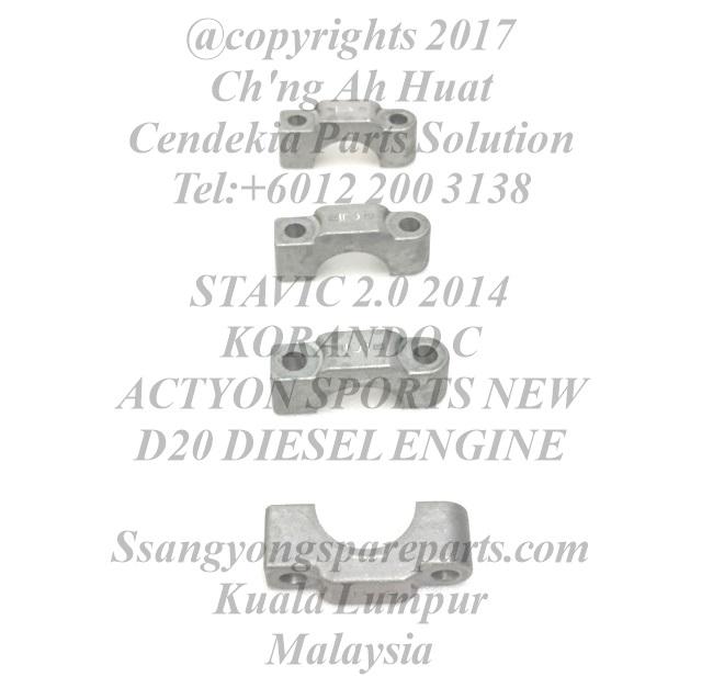 6710102220 Cylinder Head Camshaft Bracket Exhaust Intake