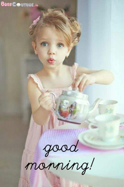 """Baby Pictures Saying Good Morning : pictures, saying, morning, You're, Little, """"Good, Morning""""., Ssantanu330@gmail.com"""