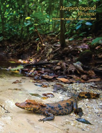 Herpetological Review 48(4) available online! – Society for