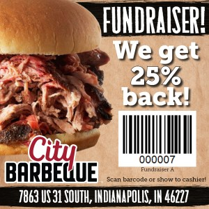 City Barbeque-Great Food for a Great Cause!