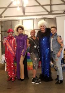 Thank you Mr. and Miss Gay Indiana!