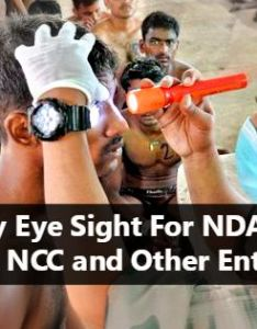 also indian army eye sight for nda cds tgc tes ncc and other entries rh ssbcrack