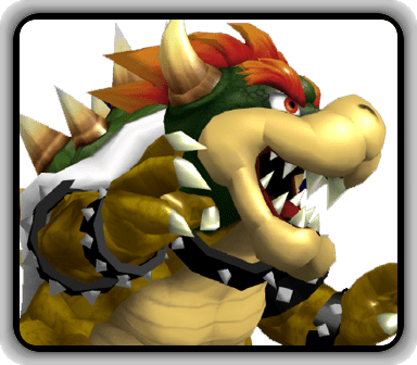 Melee Bowser Textures