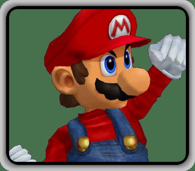 Melee Mario Textures