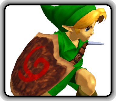 Melee Young Link Textures
