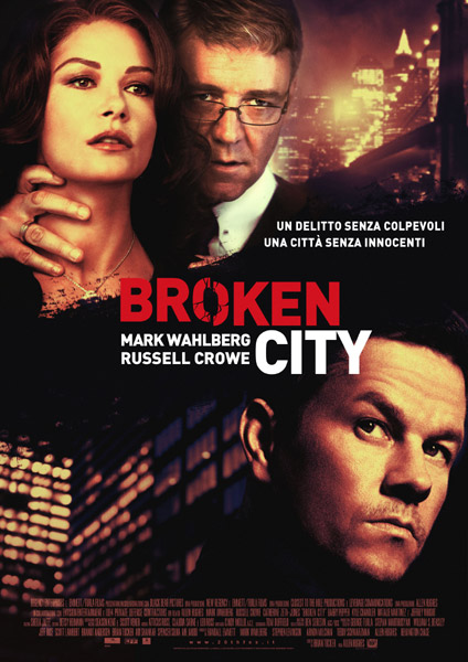 FILM: Broken City (2013)