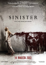FILM: Sinister (2013)