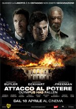 attacco al potere FILM: Attacco al Potere (2013)