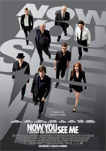 now you see me FILM: Now You See Me   I Maghi del Crimine 2013