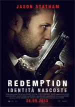 redemption identità nascoste FILM: Redemption   Identità Nascoste (2013)