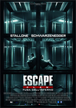 film Escape Plan Fuga dallInferno 2013 FILM: Escape Plan   Fuga dallInferno (2013)