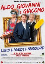 FILM: Il ricco il povero e il maggiordomo