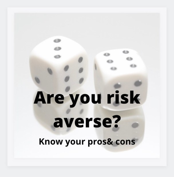 Are you risk-averse?