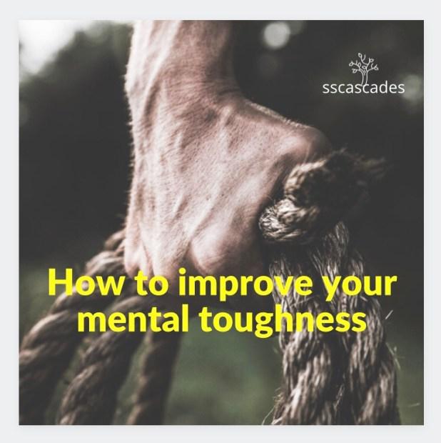 How mentally tough are you?