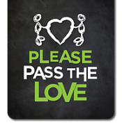 please pass the love