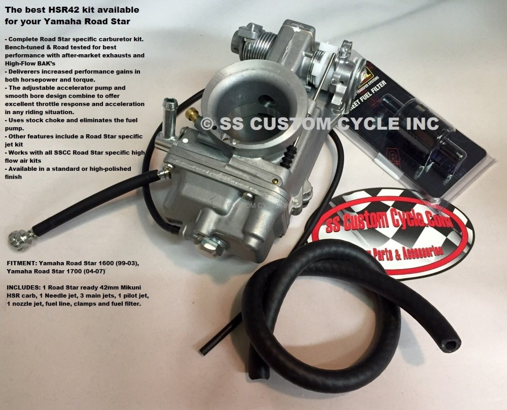 medium resolution of hsr 42 carburetor kit