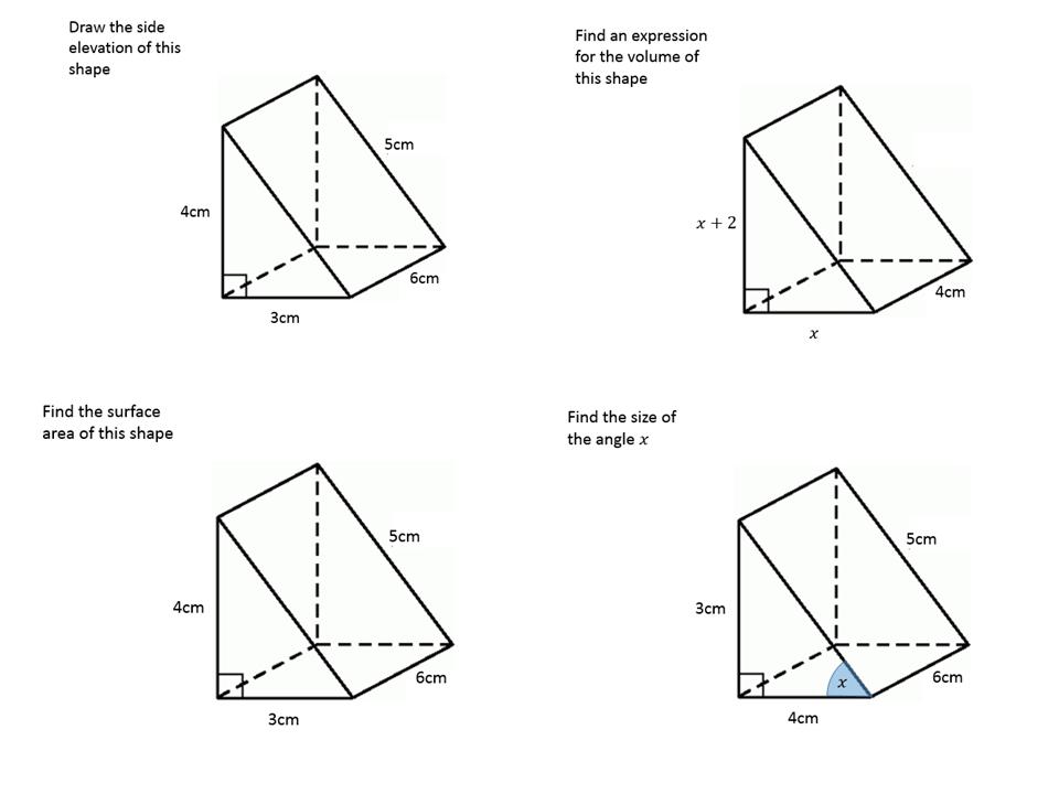 Triangular Prisms 3