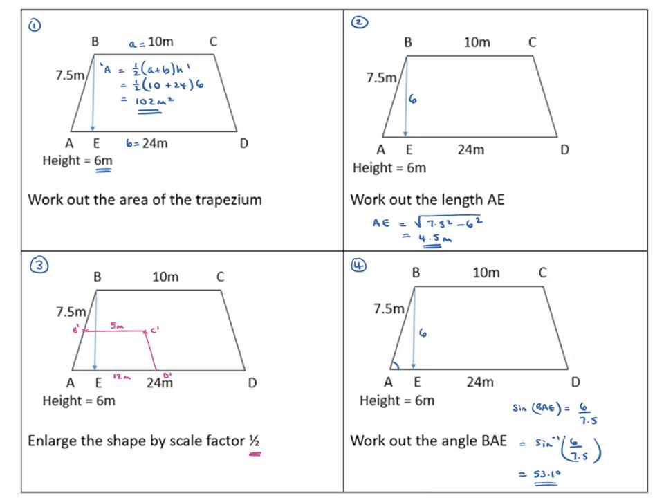 Trapeziums 3 Ssdd Problems
