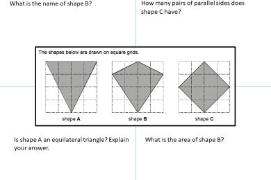 SSDD Problems – Same Surface, Different Deep Structure maths