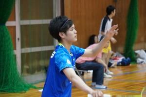 大阪実業団・バドミントン・SSDS・前期リーグ戦