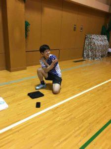 大阪のバドミントン実業団チームSSDS