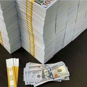 Buy 100 Undetectable Counterfeit Money