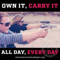 Own it, Carry it