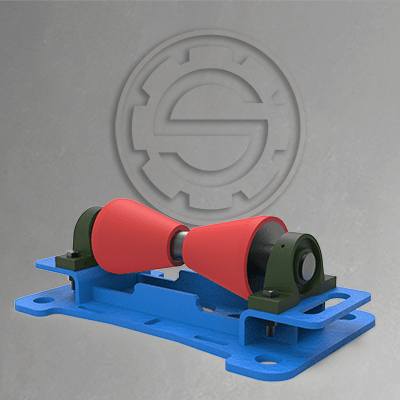 Conical Pipe Roller