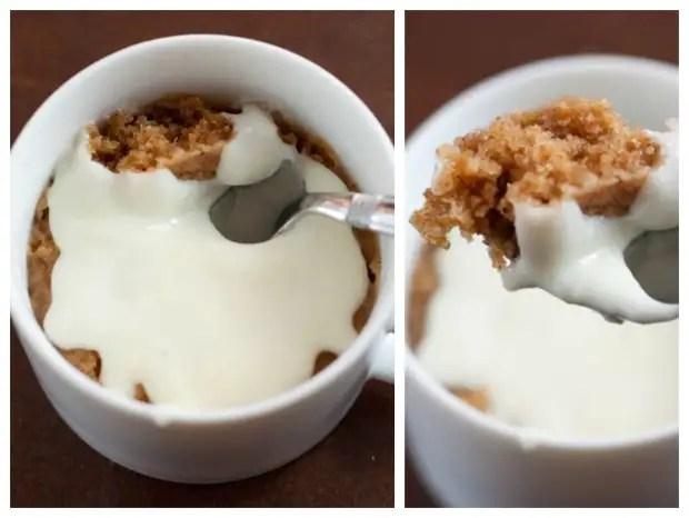 Dinnamon Apple Cuccake