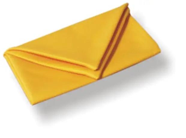 10 способов складывания салфеток-пошаговое фото