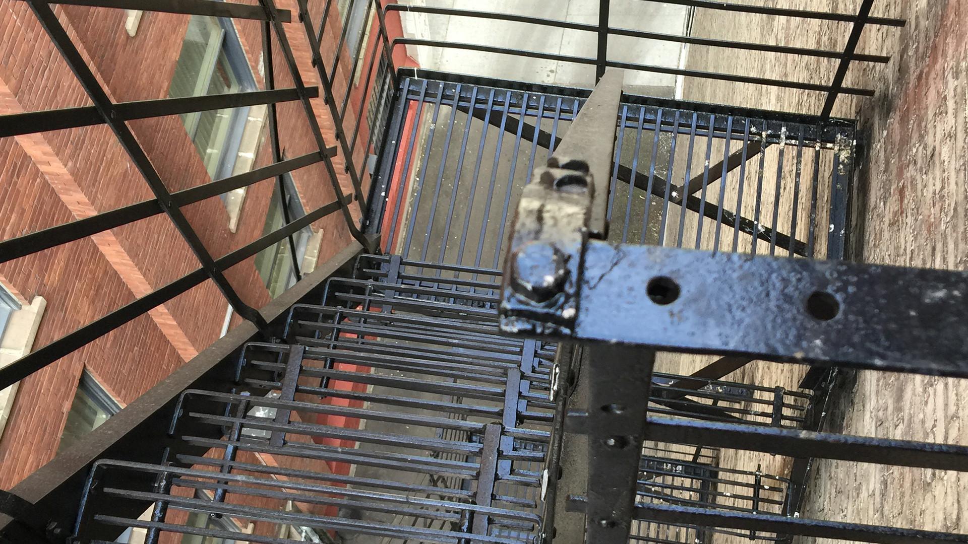 Fire Escape Confidence Testing  Swenson Say Fagt