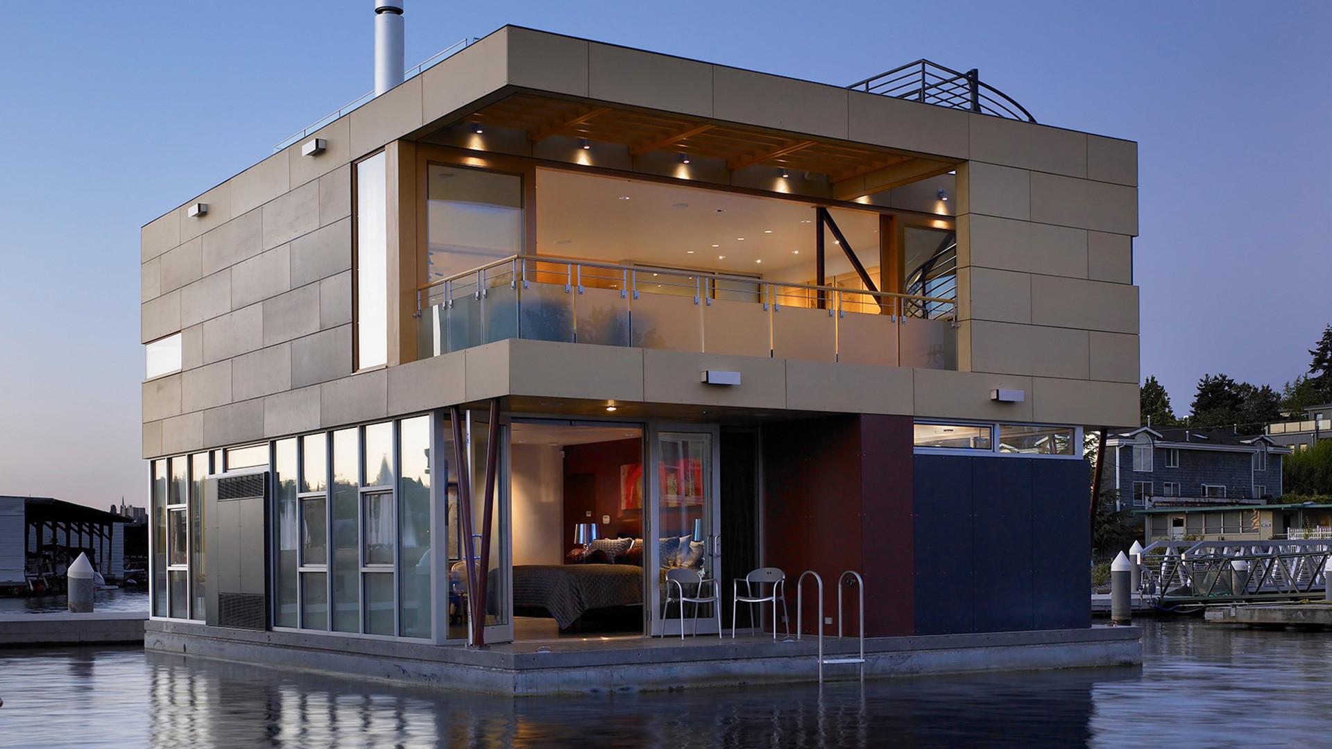 Float Homes  Swenson Say Fagt