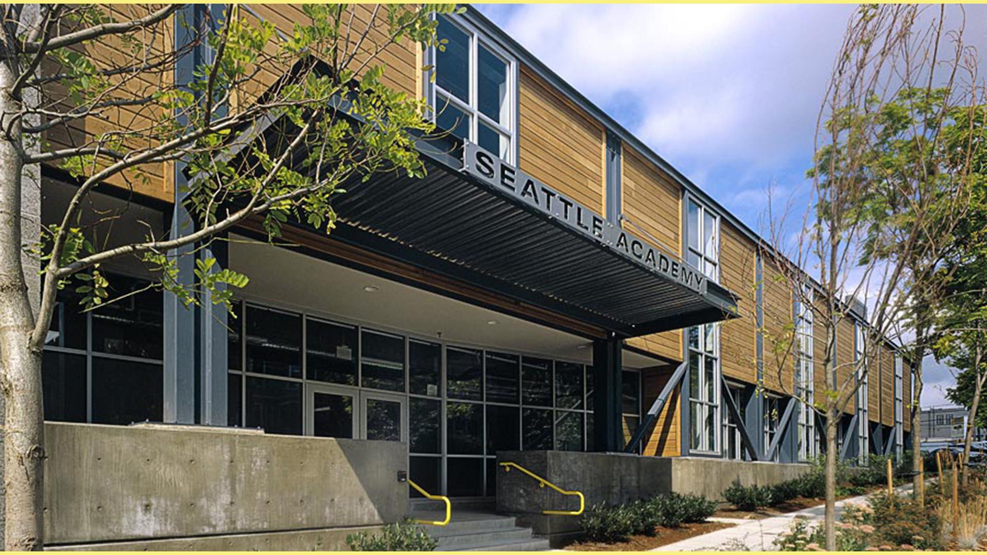 Seattle Academy Gymnasium  Swenson Say Fagt