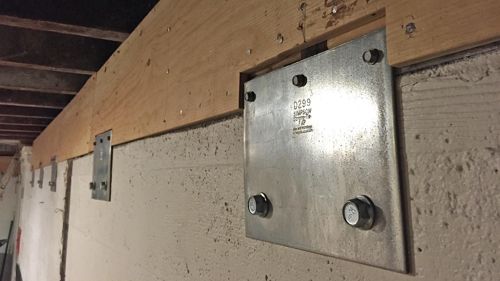 Residential Seismic Retrofits  Swenson Say Fagt