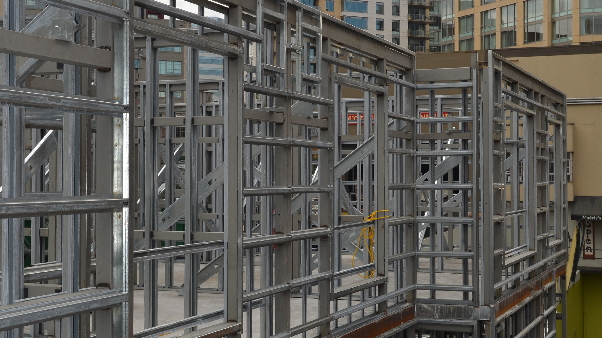 ISSI Modular Frame Building Systems  Swenson Say Fagt