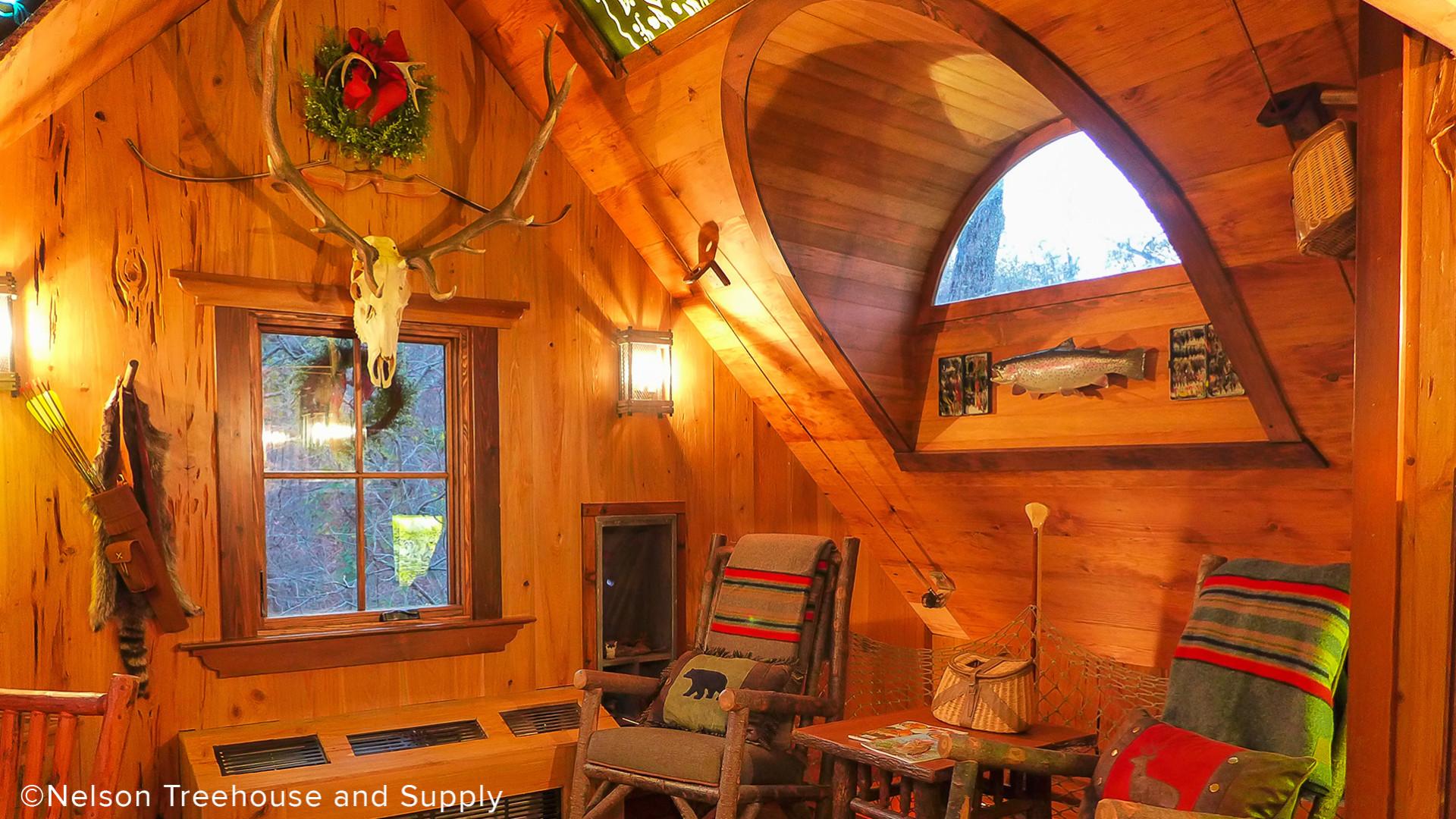 Dogwood Luxury Treehouse Swenson Say Fagt
