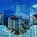 Business Transition Plan Handshake