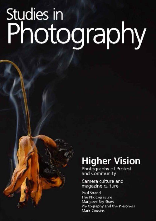 The cover image of Studies in Photography 2018 Edition II