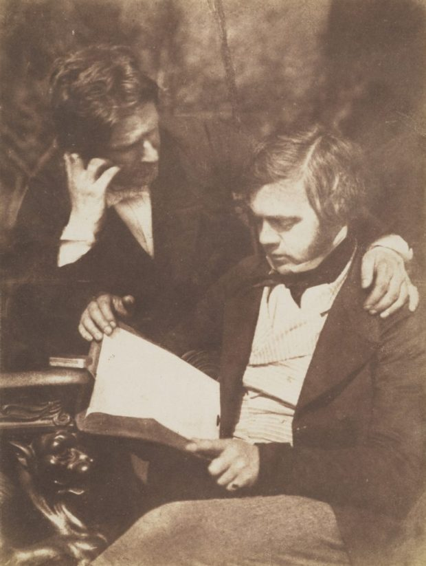 David Octavius Hill and Dr George Bell