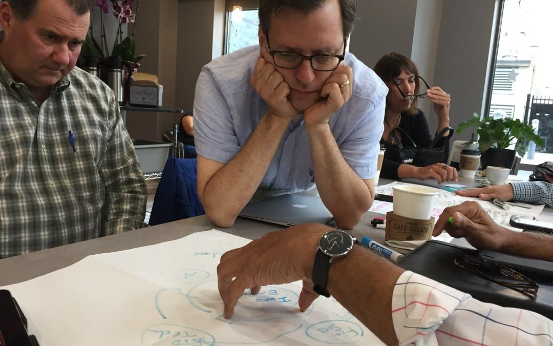 Innovation Roundtable: Visual Storytelling