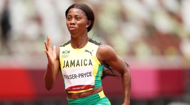 Fraser-Pryce eases into Olympics as SA strike swim gold