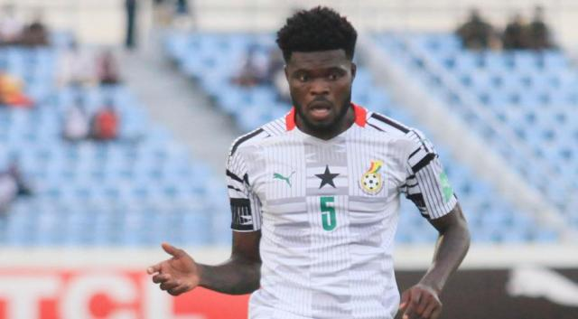 Partey fires Ghana top of Group G