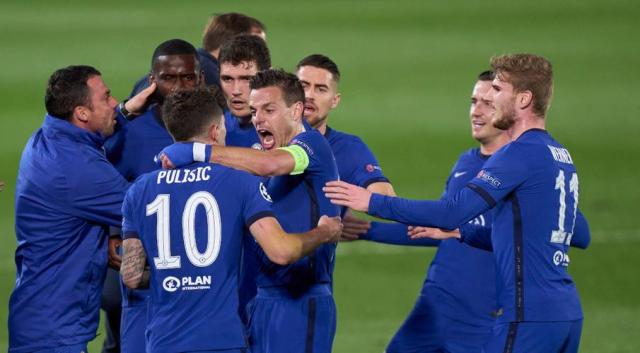 Three talking points from Real Madrid v Chelsea - SuperSport