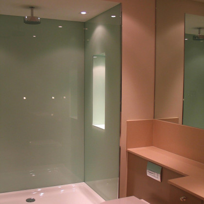 Services Page  Frameless Showers  SSI